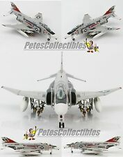 HOBBY MASTER AIR POWER HA1970 F-4B PHANTOM II USS KENNEDY 1972 1:72 SCALE