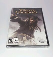 (NEW) Pirates of the Caribbean At Worlds End game PC Computer DVD-Rom