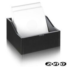 Zomo VS-Box 100/1 schwarz / black, Record Box, LP-Regal für ca 120 Vinyls NEU!