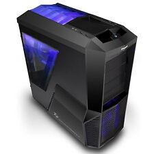 Zalman Z11 Plus Gaming Mid Tower Case, ATX / M-ATX, Top Air Vent Exhaust/Tuning