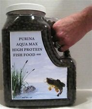 Purina Aqua Max 600 High Protein Fish Food  5/16""