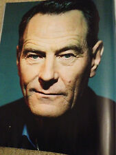 BRYAN CRANSTON interview IVAN VASILIEV UK 1 DAY ISSUE 2014 Siri Hustvedt