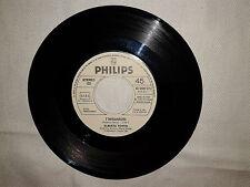 "Genesis / Alberto Fortis – Disco Vinile 45 Giri 7"" Edizione Promo Juke Box"