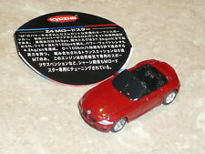 New Kyosho detailed Diecast c.1:90 BMW Z4 M Roadster E85 Z3 1:87 E89 3.0si 2.5i