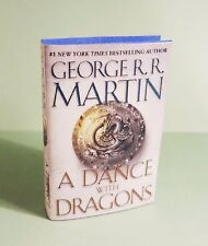 """George R.R. Martin """"A Dance With Dragons"""" faux mini book for Tonner, 16"""" dolls"""