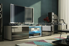 New TV STAND width 140 cm *** with LED *** in ( HIGH GLOSS ) !!!