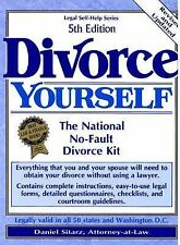 Divorce Yourself, 5th Edition: The National No-Fault Divorce Kit (Divorce Yourse