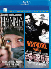 Hanna & Haywire – 2 Film Blu-ray SET