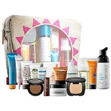 NEW Sephora SUN SAFETY KIT $177 Murad Tarte Stila Origins Shiseido Clarins Fresh