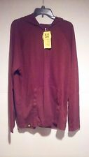 MENS UNDER ARMOUR MTN WAFFLE LOOSE FITTING JACKET XXL
