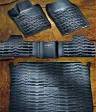 JEEP GRAND CHEROKEE SLUSH FLOOR MATS & CARGO LINER SET MOPAR 2011-2012