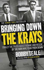 TEALE,BOBBY-BRINGING DOWN THE KRAYS  BOOK NEW