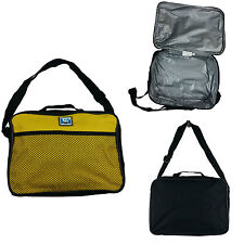 Cool Lunch Bag School Work Insulated Sandwich Bag w/shoulderstrap