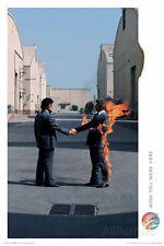 Pink Floyd - Wish You Were Here Poster Print 24x36 Rock & Pop Music