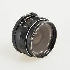 = Asahi Pentax Super Multi Coated Takumar 35mm f3.5 Lens for M42 Screw Mount SLR