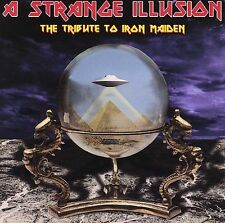 A Strange Illusion: Tribute to Iron Maiden by Various Artists (CD, Nov-2006,...