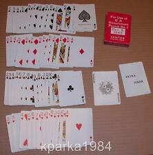 WW2 AMERICAN RED CROSS PLAYING CARDS 1943 - AVIATOR BRAND