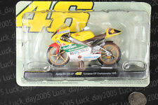 APRILIA RS 125 GP #46 Rossi European GP Championship 1995 Motorcycle Model 1/18