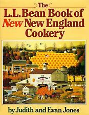 The L. L. Bean Book of New England Cookery by Evan Jones and Judith B. Jones