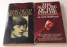 The Seth Material and The Nature of the Psyche Paperback Books by Jane Roberts