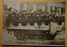 PRESIDENT  TAFT INAUGURATION  Republicans Bus Tour of Washington March 5, 1909