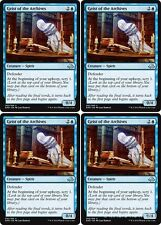 4x GEIST OF THE ARCHIVES Eldritch Moon MTG Blue Creature — Spirit Unc