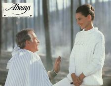 RICHARD DREYFUSS HOLLY HUNTER AUDREY HEPBURN ALWAYS 1989 10 VINTAGE LOBBY CARDS