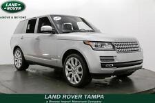 Land Rover: Range Rover 4X4 4dr SC