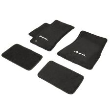 1996-1998 Floor Mat Set 4 Pieces Carpet TOYOTA (SUPRA) NRG FMR-300 USA SHIPPING