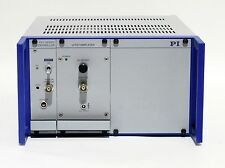 "Physik Instrumente E-501.00 9 1/2"" Chassis with PZT Servo E-509.X1 and LVPZT Amp"