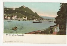 Germany, Konigswinter u Drachenfels Postcard, A508