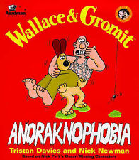 Wallace and Gromit: Anoraknophobia (Wallace & Gromit), Newman, Nick, Davies, Tri
