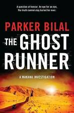The Ghost Runner: A Makana Investigation (Makana Mystery 3)