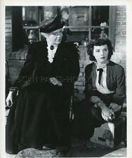 ETHEL BARRYMORE JANE WYATT NONE BUT THE LONELY HEART 1944 VINTAGE PHOTO ORIGINAL