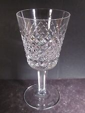 Waterford ALANA  WATER GOBLET GLASS  7""