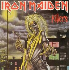 Killers by Iron Maiden (CD, Sep-1998, 2 Discs, EMI Music Distribution)
