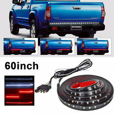 "60"" Long Tailgate LED Strip Truck Light 5 Functions Running/Signal/Brake/Reverse"