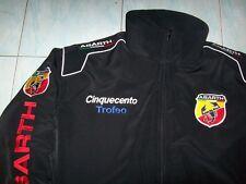 NEU ABARTH Fiat Cinquecenta Trofeo Faan- Jacke schwarz jacket veste giacca jakka