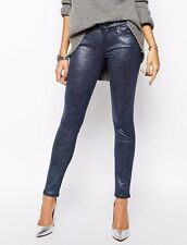 NWT JOE'S JEANS Sz27 SUPER CHIC SKINNY ANKLE MIDRISE STRETCH LEGGING SAPPHIRE