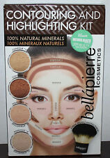 Bella Pierre 100% Natural Minerals Contouring & Highlighting Kit #1 **