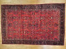 "12'4""x19'3"" Antique Persian Maharajan Sarouk Full Pile and Soft Rug G27107"