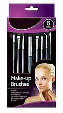 ** GLAMORIZE MAKE UP BRUSH SET 8 PACK NEW ** BRUSHES EYE SHADOW BLUSHER BROW