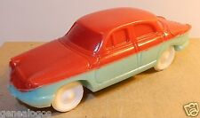 FALK 1960 COPIE NOREV MADE FRANCE PANHARD DYNA PL 17 ROUGE VERT PALE 1/43 REF 3