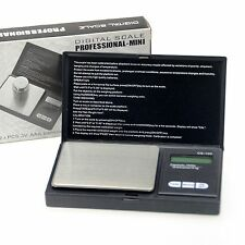 Digital Scale 1000g x 0.1 Grain Gram Carat Reload Ammo