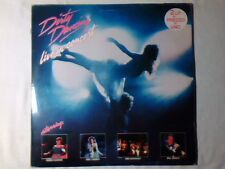 2lp Dirty dancing live in concert MERRY CLAYTON ERIC CARMEN CONTOURS BILL MEDLEY