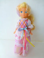 VTG 1986 Those Characters from Cleveland DOLL Lady Lovely Locks Doll Pixie Tails