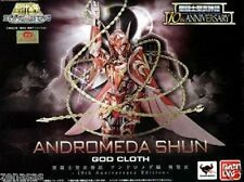 Used Saint Seiya Saint Cloth Myth Andromeda Shun God Cloth 10th Anniversary