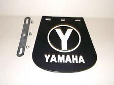 Hola nivel Yamaha Sm Goma Mudflap 165 mm de longitud x anchura de 120 mm bc21323-T