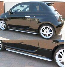 SE101XX LESTER ESTRATTORI LATERALI ABARTH 500 2008 /FIAT 500 2007 VETRORESINA