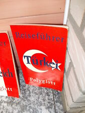 Reiseführer Türkei, aus dem Polyglott Verlag